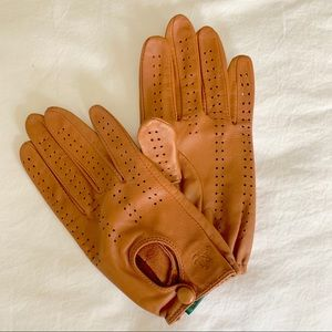 Ralph Lauren Classic Leather Driving Gloves
